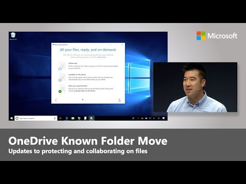 OneDrive Known Folder Move and recent updates | Best of Microsoft Ignite 2018