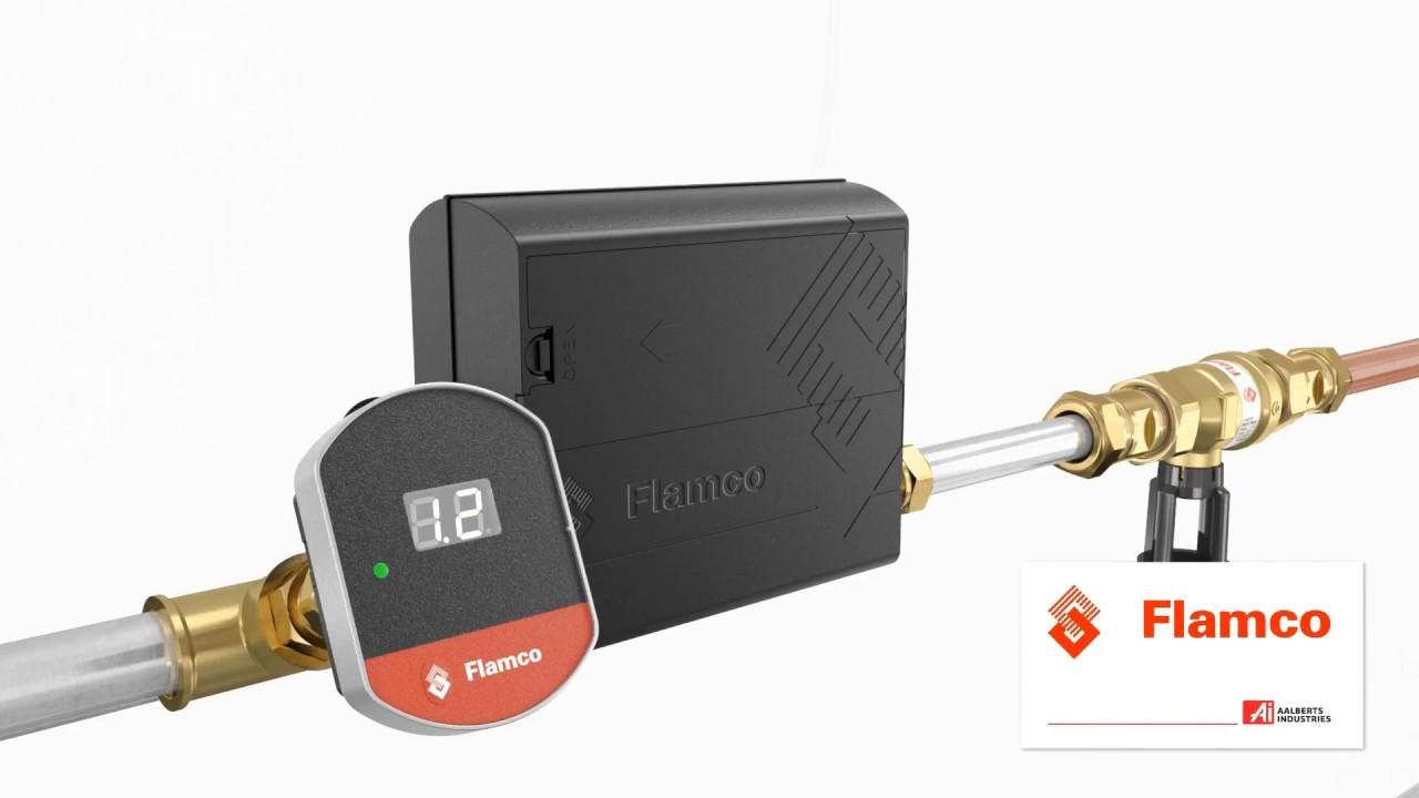 Flexcon PA AutoFill mit App zur Überwachung einer Zentralheizung ...