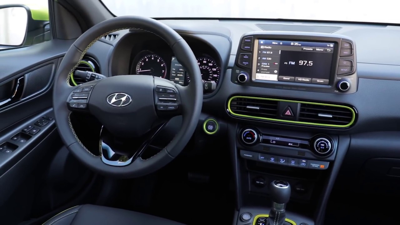 99 Bin Liradan Başlayan Fiyatı Ile Dikkat çeken Hyundai Konayı Konuştuk