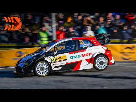 2021 WRC Rally Spain - DAY 1 TEASER
