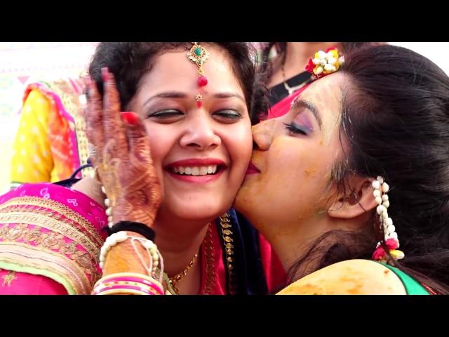 Indian Gujarati Wedding Highlights
