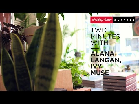 Interior Design | Two Minutes with... Alana Langan | Ivy Muse