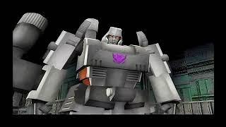 PS2 Transformers Decepticons Episode3 Movie 3 Grotesque トランスフォーマー デスロトン(ディセプティコン) 第3章 グロテス英語