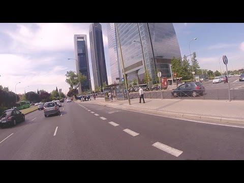 GoPro - Bike Ride Around Madrid