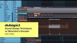 Sound Design Techniques w/ Maschine