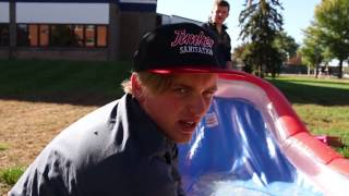 Gus Makes Baby Pool Charity Ramen (ft. qknightz)