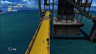 SA2B Metal Harbor Mission 1 WR (1:07.60)