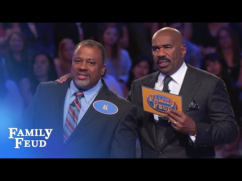 Last answer. 3 points for $20K | Family Feud