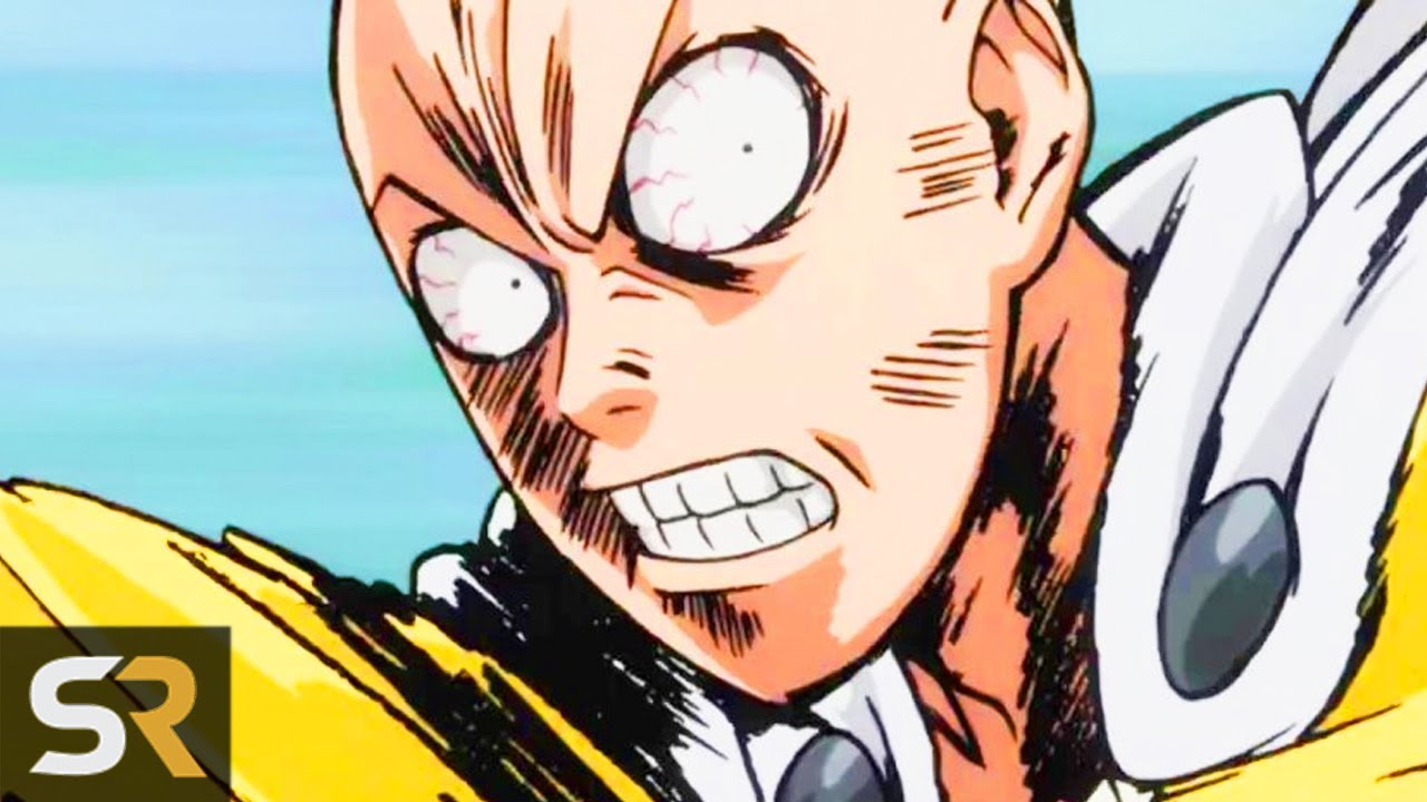 One Punch Man Tube