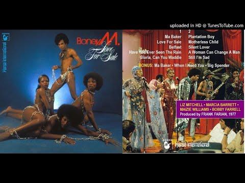 Boney M.: Love For Sale (Full Album, Expanded Version) [1977]