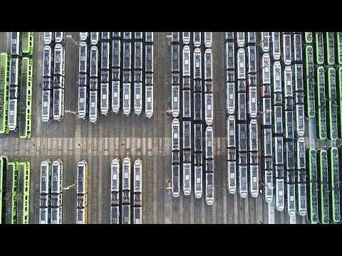 euronews (en español): Alemania paralizada por la huelga del Transporte Público