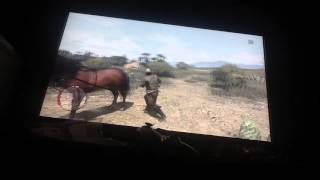 Red dead redemption free roam ep1