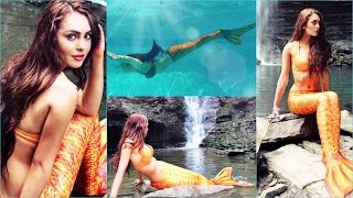 How To Become A Mermaid | Water Proof/sweat Proof Makeup