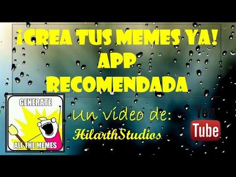 hqdefault exelente app para hacer memes bromas divertido recomendado,Aplicacion Para Hacer Memes