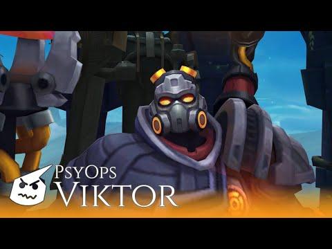 PsyOps Viktor.face