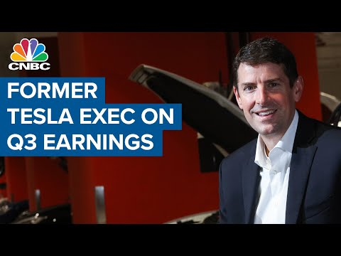 Former Tesla exec on key takeaways from Q3 earnings
