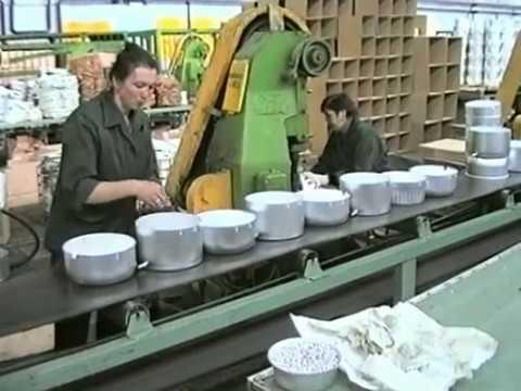 Листовая штамповка
