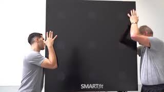 SMARTfit Mini On-Frame Portable Installation