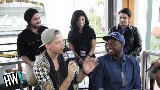 Pentatonix Reveal Celebrity Crushes & Favorite Dance Moves!