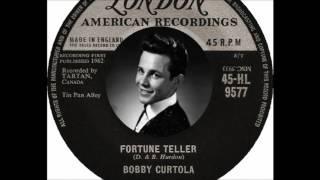 Bobby Curtola - Fortune Teller (1962 )