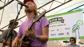 Port O'Brien - Tree Bones - 3/20/2009 - Mohawk Outside Stage