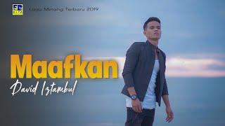 David Iztambul - Maafkan [Lagu Minang Terbaru 2019] Official Video MP3