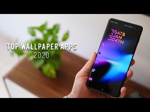 Best Wallpaper Apps For 2020!