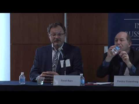 9/18/15 Russian Military Power After Ukraine (Annual Conference Panel)