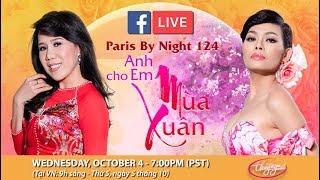 Livestream - Mai Thiên Vân & Ngọc Anh giới thiệu show thu hình PBN 124