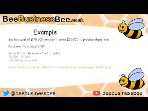 BTEC Frist Award Business Unit 2 Finance Exam Technique