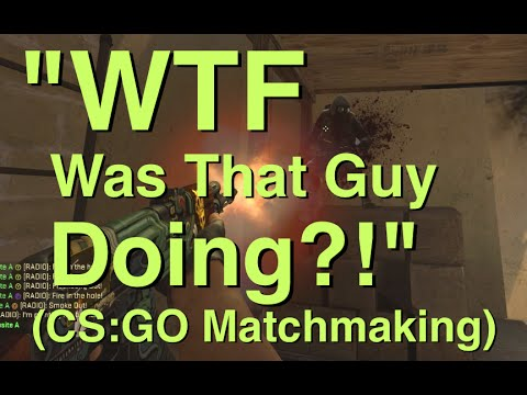 """""""WTF Was That Guy Doing?!"""" (Mirage) 