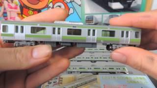 【Nゲージ@カトー】E231系500番台 山手線 ~開封~ thumbnail