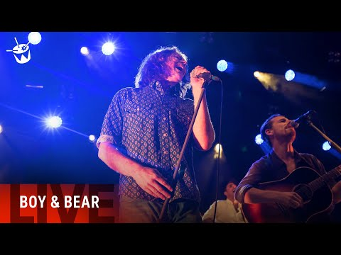 Boy & Bear Ft. Bernard Fanning - Fall At Your Feet (live at triple j One Night Stand)