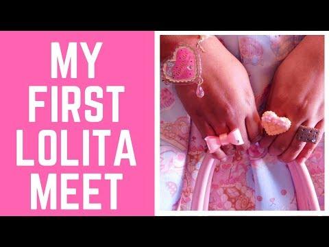 My First Lolita Meet up!