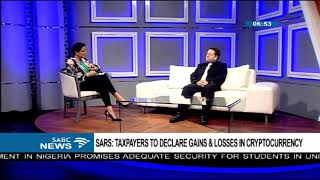SARS: Taxpayers to declare gains and losses in cryptocurrency