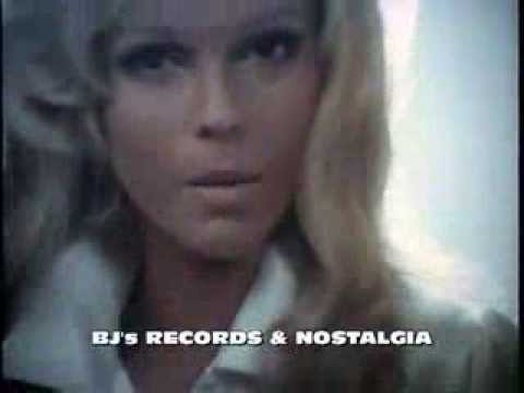 NANCY SINATRA  -  Royal Crown Television Commercial '60s