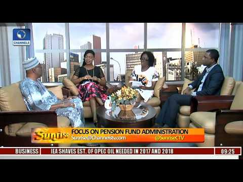 Pension Fund Administration: Where Does Pension Fund Go To Pt.1 l Sunrise l