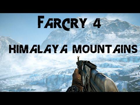 Far Cry 4 Himalaya Mountains