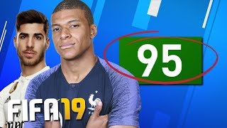 THE BEST POSSIBLE TEAM IN FIFA 19 CAREER MODE!!!