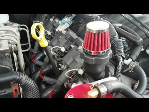 Part 1/3) GEN 3 LS1 breather system LATEST UPDATE - YouTube