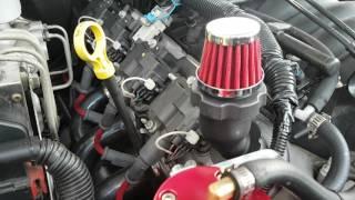 (Part 1) GEN 3 LS1 breather system LATEST UPDATE
