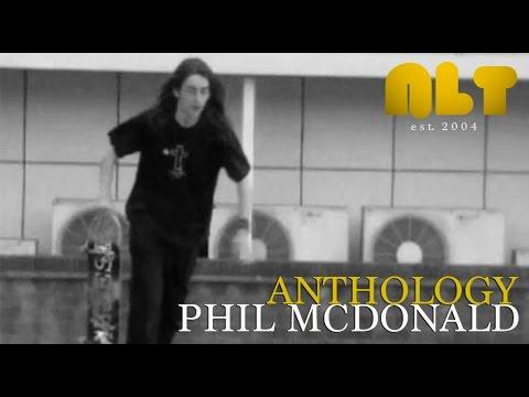 NLT - Phil McDonald Anthology [2005-2015]