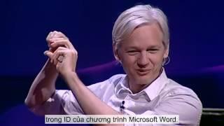 Video TED VietSub Julian Assange  Tại sao thế giới cần Wikileaks download MP3, 3GP, MP4, WEBM, AVI, FLV Oktober 2018