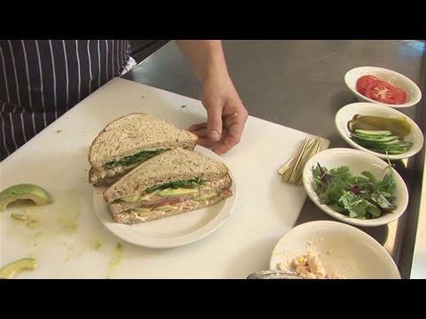 How To Prepare A Super Sandwich