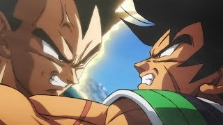 dragon ball super broly movie trailer 3 english sub