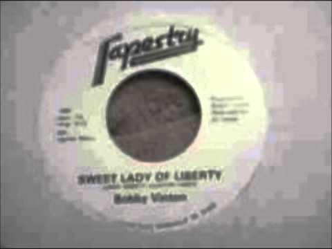 Sweet Lady of Liberty/Bobby Vinton