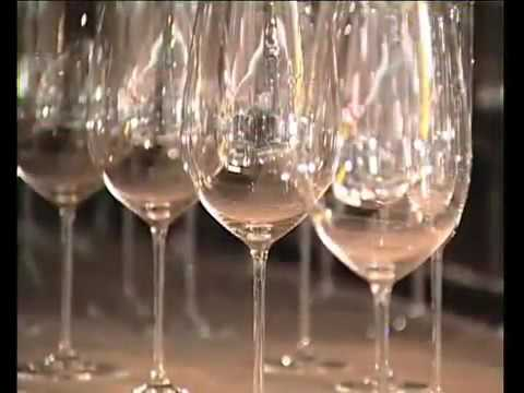 Riedel Glass Production  ( The Wine Glass )