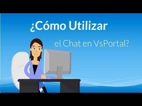 CHAT VsPortal VoIPSwitch para Clientes de Telefonía VoZ IP... *CHAT VOIP VsPORTAL*