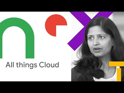 Aparna Sinha, Group Product Manager, Google Cloud - Next '18 Interview