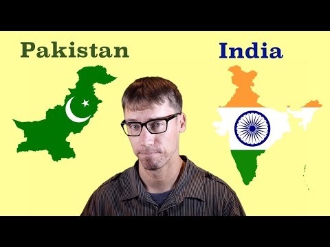 Why Do India and Pakistan Hate Each Other? | State Rivalries